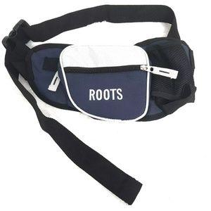 ROOTS Fanny Pack Bun Bag Waist Pouch Pack